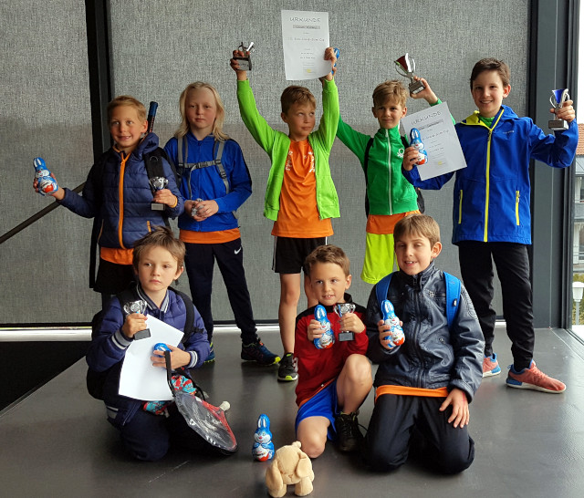 Tennis: Kids-Grand-Slam-Cup in Wiggensbach